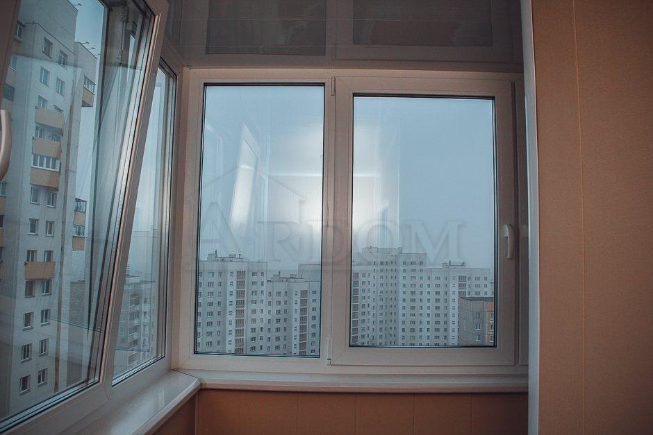 Выбор рамы перед утеплением балкона